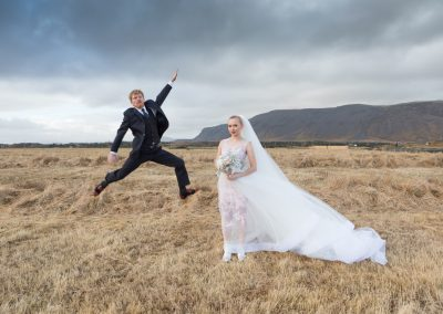 Wedding in Selfoss city