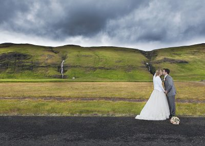 weddingday in Iceland