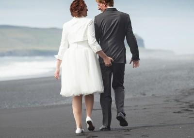 Reynisfjara wedding